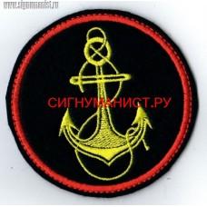 Нарукавный знак принадлежности к Морской пехоте