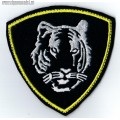 Шеврон Внутренних войск МВД тигр