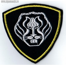 Шеврон Внутренних войск МВД лев