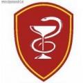 Шеврон Военно-медицинской службы Росгвардии