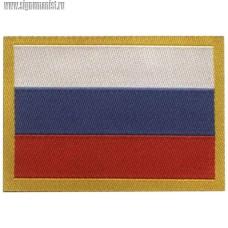 Жаккардовая нашивка Флаг России