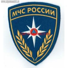 Шеврон сотрудников МЧС России для авиации