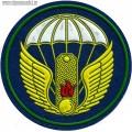 Шеврон 242 учебного центра Воздушно-десантных войск