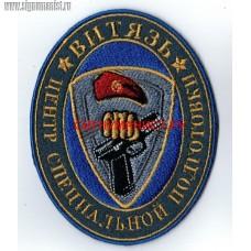 Шеврон Центр специальной подготовки Витязь