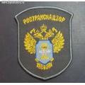 Нарукавный знак сотрудников Ространснадзора России