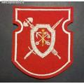 Нарукавный знак сотрудников военной полиции Западного военного округа
