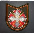 Нарукавный знак военнослужащих Центра автоматизации ГУ ГШ ВС РФ