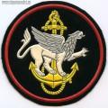 Шеврон 810-й Отдельной бригады Морской пехоты