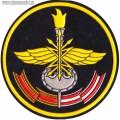 Шеврон Военной академии связи