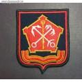 Шеврон Западного военного округа для парадной формы