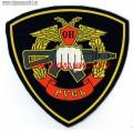 Шеврон военнослужащих ОСН Русь ВВ МВД России
