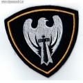 Нарукавный знак военнослужащих ВВ МВД сокол