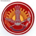 Нарукавный знак посоянного и переменного состава Военного университета МО РФ