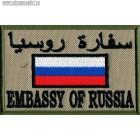 Шеврон ЦСН Заслон СВР России