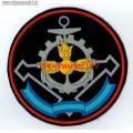 Шеврон 15 ЦНИИИ Инженерных войск
